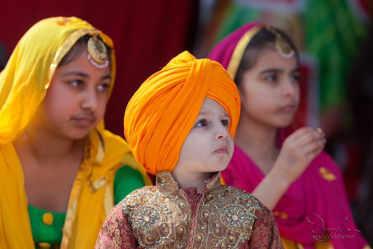 Sikh-boy
